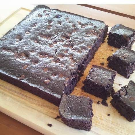 Recipe Paleo Friendly Chocolate Brownies by PaleOhYeah - Recipe of category Baking - sweet