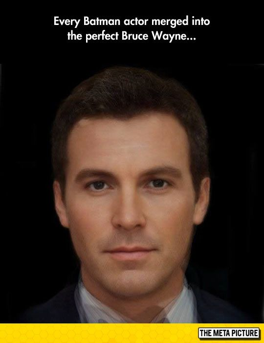The Perfect Bruce Wayne