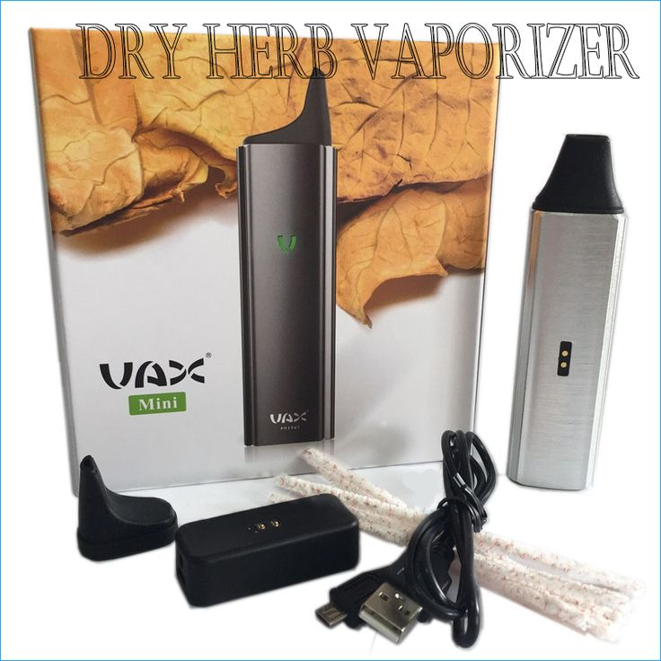 ==> [Free Shipping] Buy Best Vax mini Electronic cigarette dry herb vaporizer 3000mah Temperature control herbal vaporizer three levels Vape Pen Online with LOWEST Price | 32674421388
