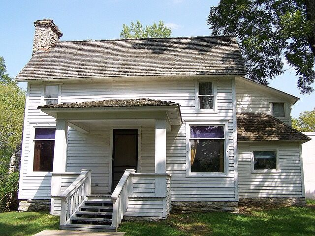 Historic Home * Laura Ingalls Wilder farmhouse