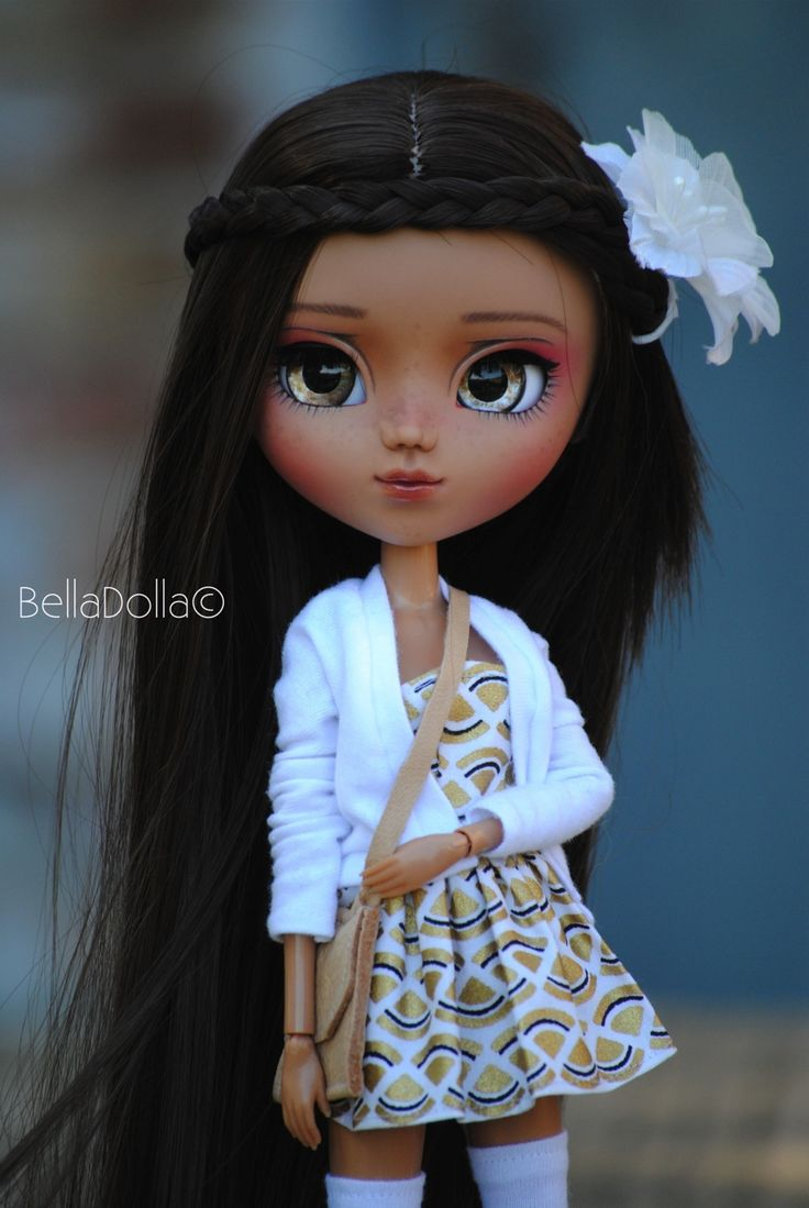 Noa : pullip custom by BellaDolla
