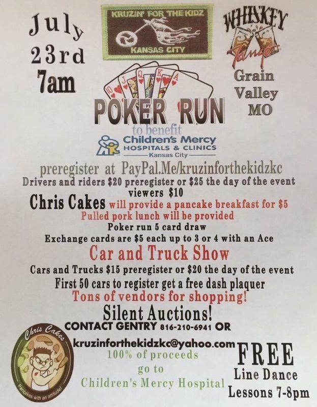 Missouri city poker game