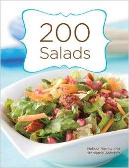 200 Salads Cookbook – English Country Market