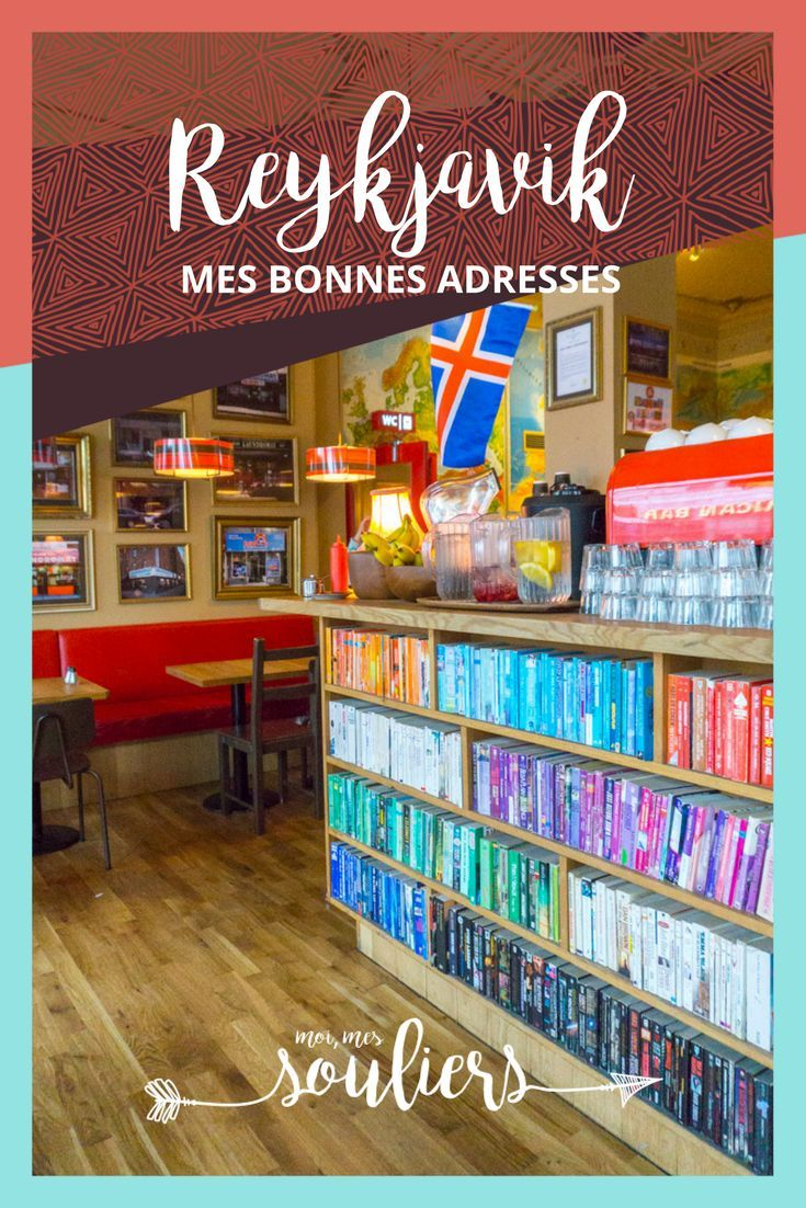 Voici 32 bonnes adresses à Reykjavik qui méritent qu'on s'y attarde. #Voyage #Islande #Reykjavik #Adresses #Gourmand #Gourmandise #Food #Foodies #guide #Information: