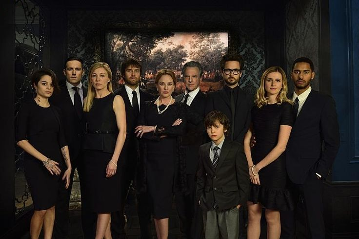 "The cast of American Gothic said the season one finale will be ""super satisfying."" What do you think? Are you watching the CBS series?"