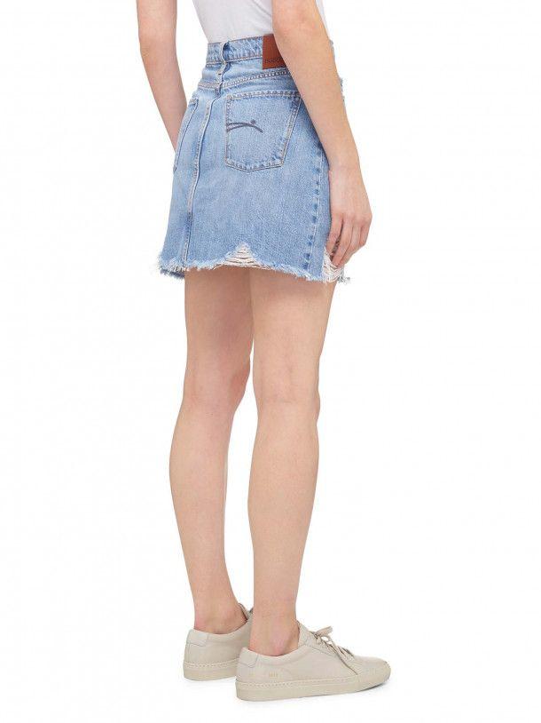 Nobody Denim - Piper Skirt Exposed