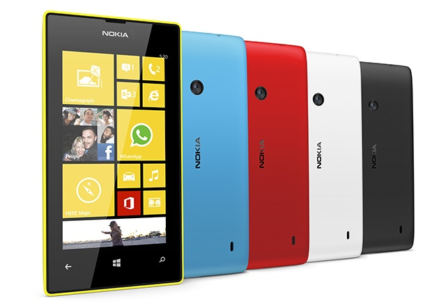 Lumia 520: Nokia hits the low end with its cheapest Windows Phone 8 yet | The Verge