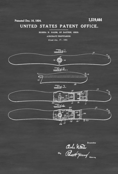 92 best aviation patent prints images on pinterest airplane propeller patent aviation blueprint vintage aviation art airplane art pilot gift aircraft decor plane propeller malvernweather Gallery