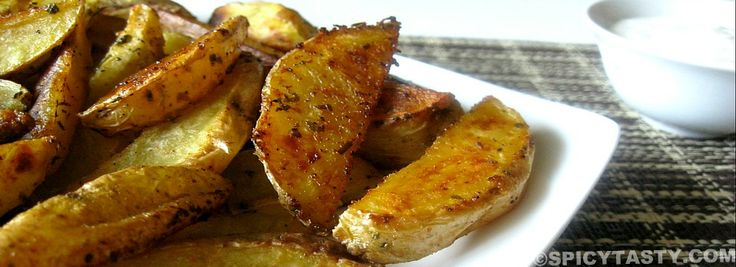 Potato wedges- like bdubs! Made these they are prefect! Definitely making again husband approved
