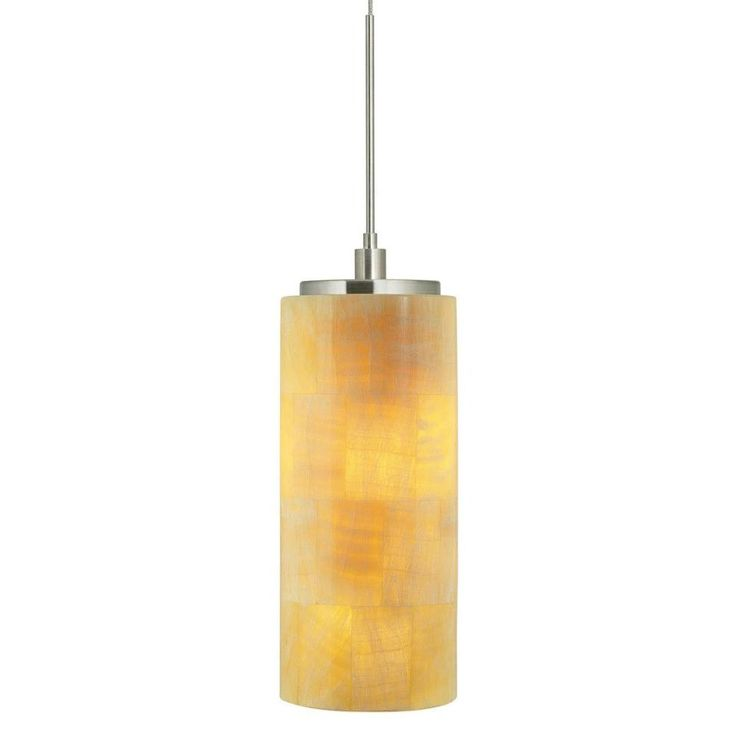 Filament Design Cypress Polished Nickel Mini Pendant