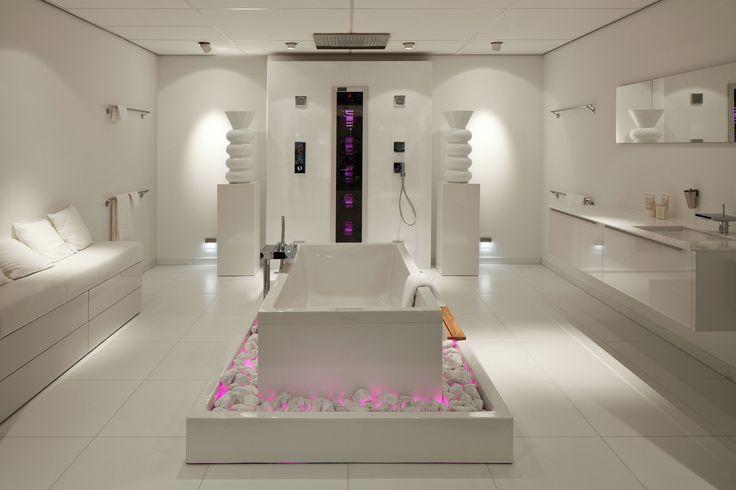Cuartos de baño modernos para espacios grandes o pequeños