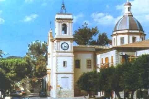 La Chiesa Madre di #Campofranco San Giovanni Evangelista http://buff.ly/1HE2z0q #typicalsicily