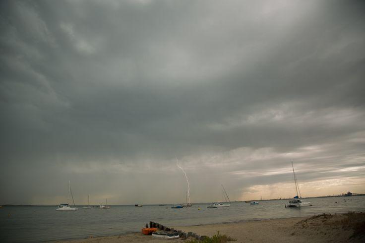 Storm Comming Rockingham