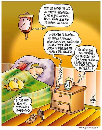 Gaturro #reloj
