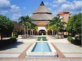 The Sandos Playacar Resort & Spa  Playa del Carmen, Mexico  A great vacation spot for families...fun for all ages.