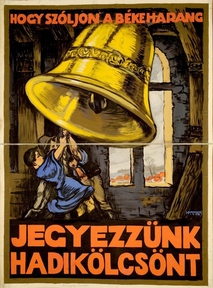 Haranghy Jenő: Jegyezzünk hadikölcsönt (1918)