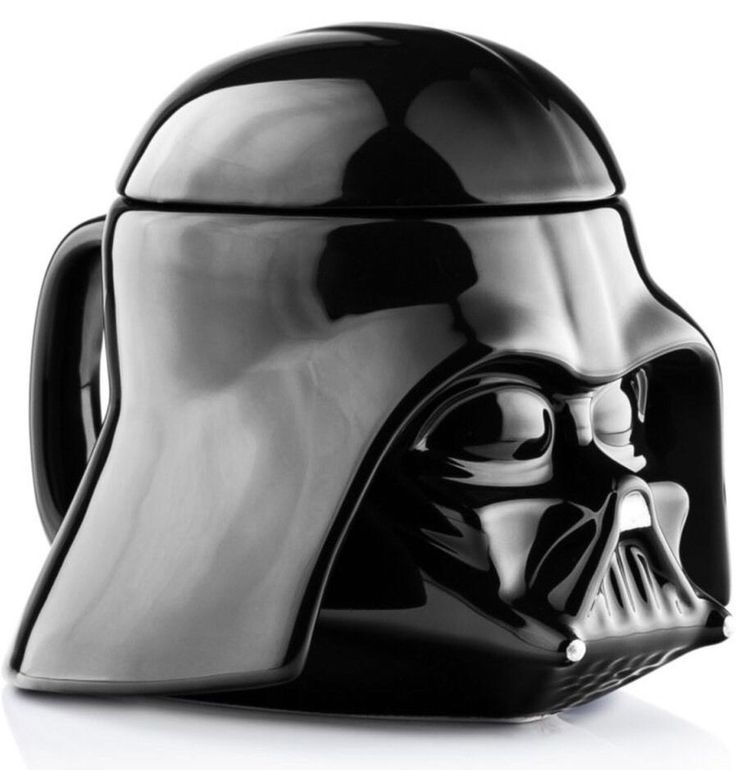 Star Wars Mug Dar... found at  http://keywebco.myshopify.com/products/star-wars-mug-darth-vader-helmet-3d-ceramic-coffee-and-drink-mug-with-lid?utm_campaign=social_autopilot&utm_source=pin&utm_medium=pin