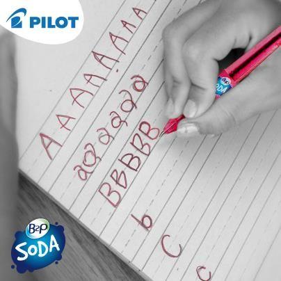Nezabudni hádzať prázdne plastové fľaše do kontajnerov na plasty. Vďaka tomu môžu byť jedného dňa premenené napríklad na Pilot B2P Soda! #pilotpen #happywriting #b2p