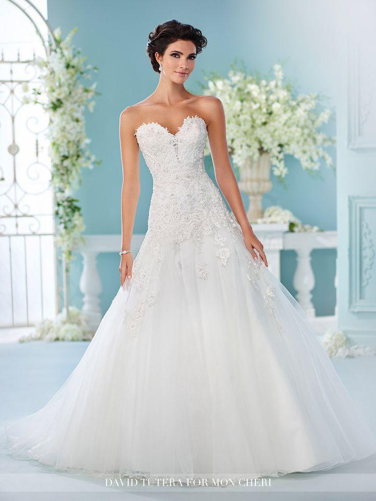 2687 besten wedding dress Bilder auf Pinterest | Hochzeitskleider ...