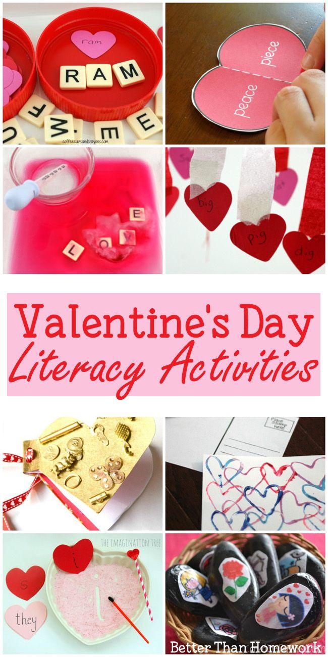 childrens valentines day
