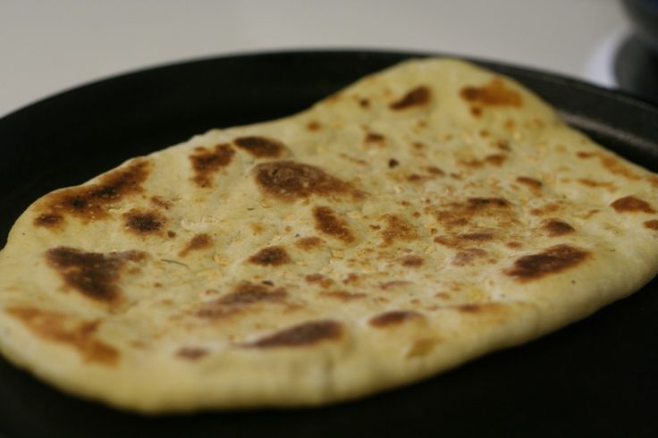 I love buying Naan bread at the grocery. I can't wait to try this in my bread machine.