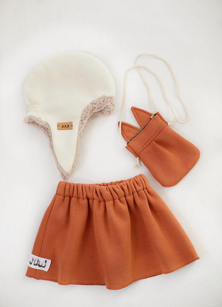 Rastúca kabelka Líška [3052] - 14.00€ : Detské oblečenie, JuuJ