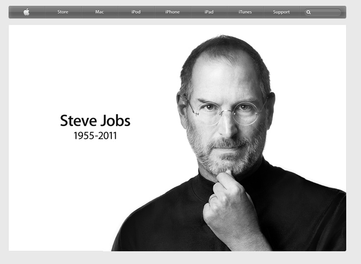 """Steve Jobs... after my dad, Steve Jobs, will always be my undisputed hero for all times. I remember this quote from 2001 as if it were yesterday... """"We decided to innovate our way through this downturn, so that we would be further ahead of our competitors when things turn up."""" - Steve Jobs Tuesday, January 9, 2001. I believed him and he delivered big on his promise. He made the greatest comeback in history. - Source: Bendrix got this from http://thebradyreport.com/news/steve-jobs-1955-2011/"""