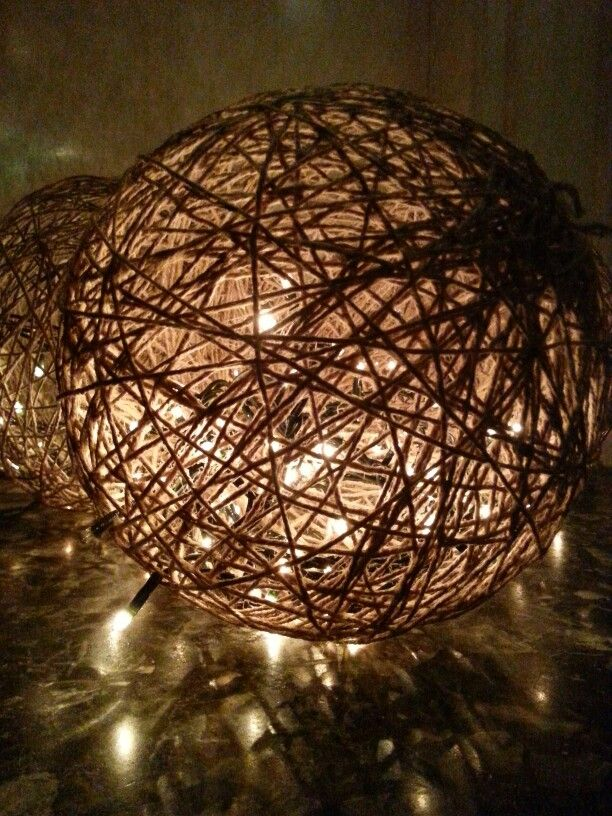 E. HASIOTIS Light ball