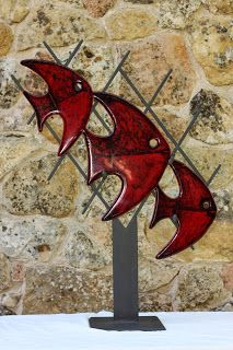 Peces Rojos # Red Fishes