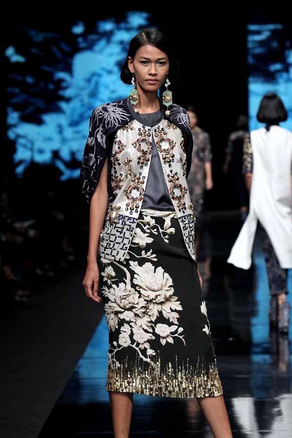 Jakarta Fashion Week 2012: Biyan
