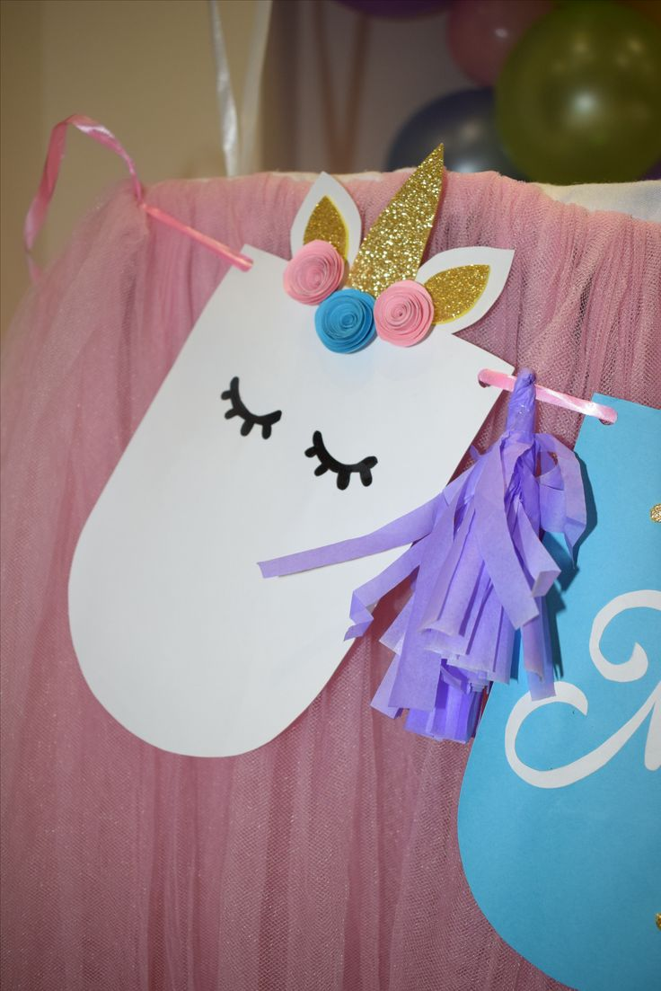 Banner  #unicornparty