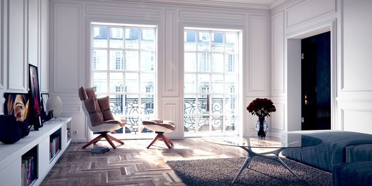 French Apartment by Phanox.deviantart.com on @deviantART