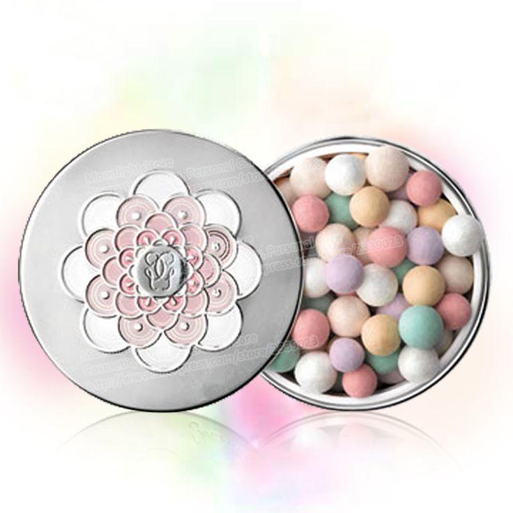 Marke Pulver Ball Meteoriten Poudre Visage Perlen Pulver Gesicht Make-Up Foundation Highlight Lose Pulver 3 Farbe