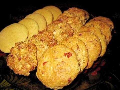 Арахисовое печенье – быстро, просто, вкусно. Идеи и варианты