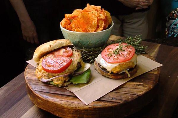 Turkey Burger   www.flipmyfood.com