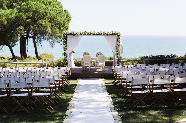Ceremony at Sheraton Algarve | Passionate Photography