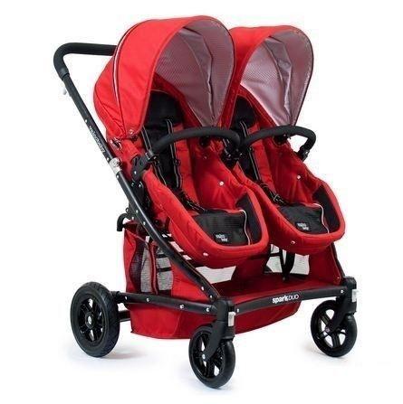Valco baby Коляска Zee Spark Duo  — 50600р. -------------------- Мамы рекомендуют коляску для двойни VALCO BABY Zee Spark Duo 2 в 1, потому что это легкая и проходимая коляска-трансформер для двойни. VALCO BABY Zee Spark Duo 2 в 1 имеет две полноразмерные люльки, в которые малыши поместятся даже в теплой зимней одежде. Люльки можно устанавливать независимо друг от друга лицом к маме или лицом к дороге, а когда малыши подрастут, превратить их в удобные прогулочные блоки, и наоборот.  В…