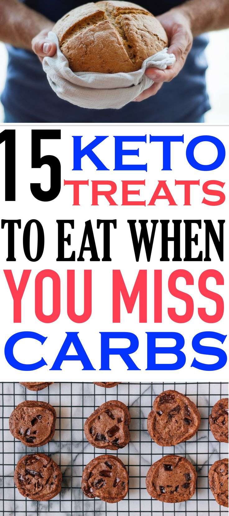 The best recipes for carb lovers who are on the ketogenic diet. It includes everything from keto desserts to keto bread and pasta. Definitely a must-try.