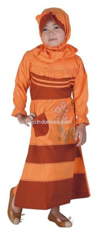 Baju anak CTJ 17-390 adalah baju muslim anak yang nyaman untuk...
