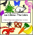 Los Colores, The Colors in Spanish: A FREE Coloring Book to Print - EnchantedLearning.com