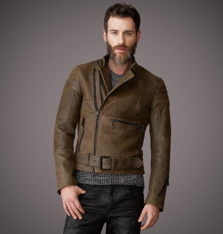 Mens Farleigh Jacket from Belstaff US