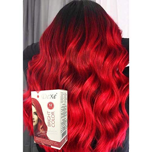 Top 10 Bright Red Hair Dyes Of 2018 Dyed Red Hair Bright Red Hair Dye Bright Red Hair