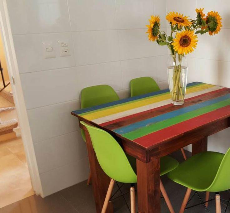 Mejores 7 imágenes de Ideas muebles con tablas de palets en ...