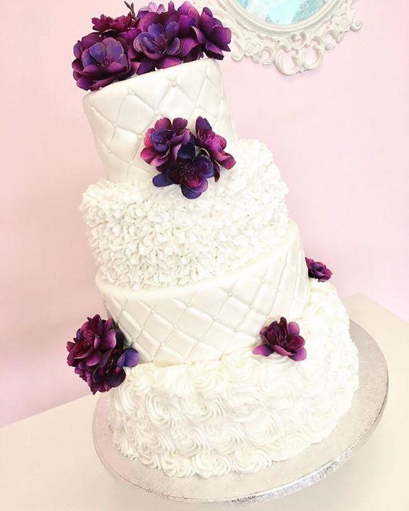 #WeddingCake #DvasCakes #Cambridge
