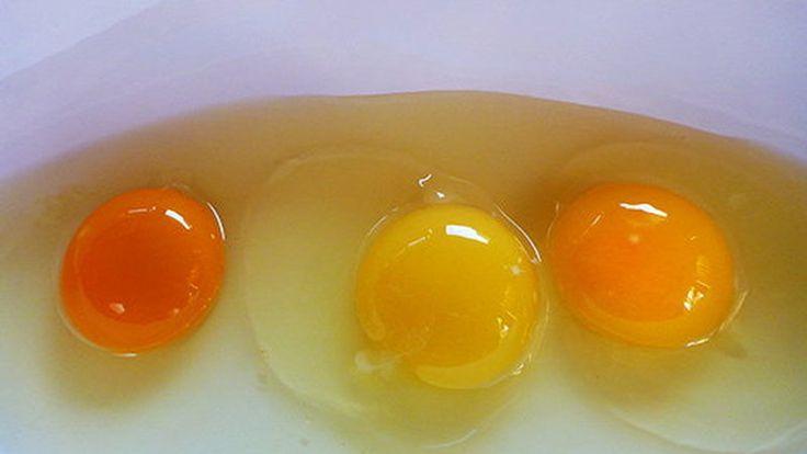 Zgadnij, które żółtko pochodzi od najzdrowszej kury?