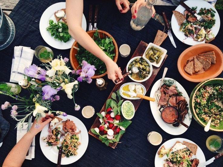 Nicole Franzen | Dinner Party  VSCO Grid
