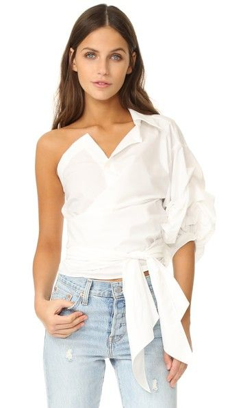 STYLEKEEPERS One Shoulder Top