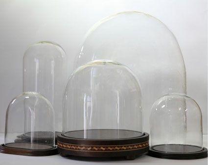 Prodotti - Campane di vetro