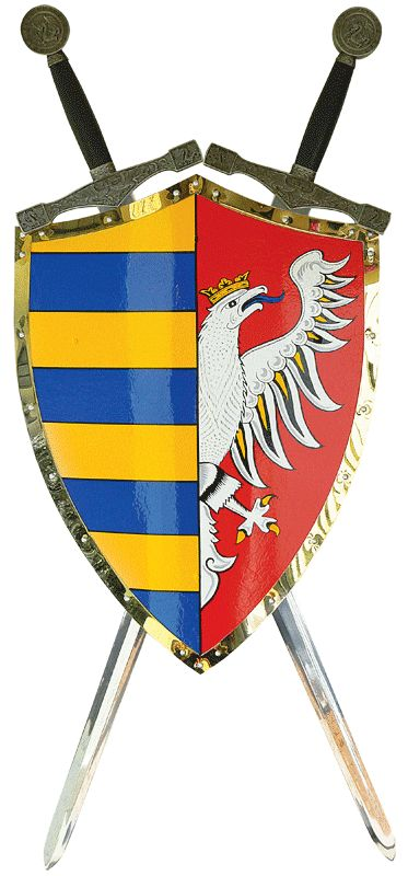 Crusades, Family Crest, Coat-of-Arms, Medieval Shield