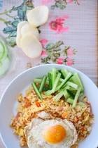 Nasi Goreng (Dutch-Indonesian Fried Rice)